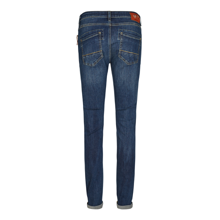 MOS MOSH JEANS - NELLY FAVOURITE BLUE DENIM