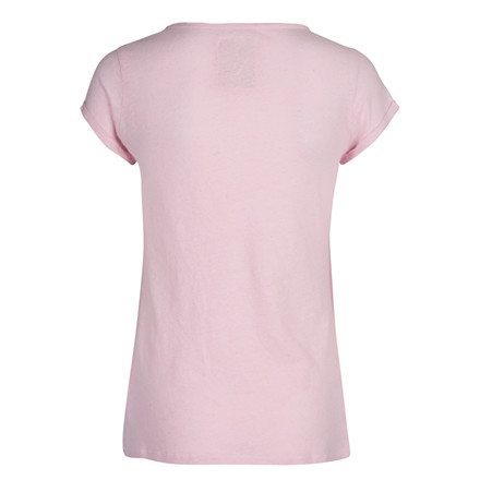 MOS MOSH T-SHIRT - TROY SOFT ROSE