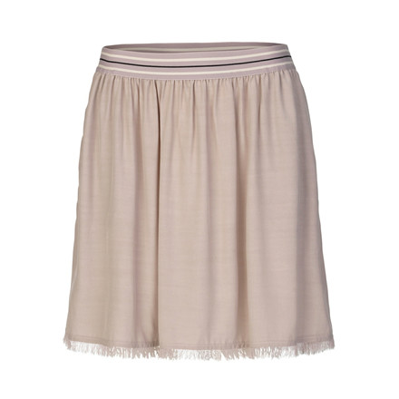 SECOND FEMALE NEDERDEL - MIRO SKIRT MARBLE GREY