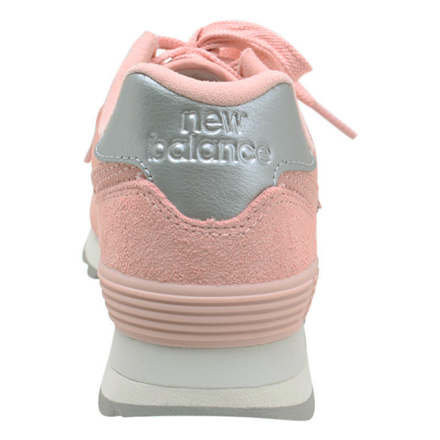 NEW BALANCE SNEAKERS - WL574OPS ROSA