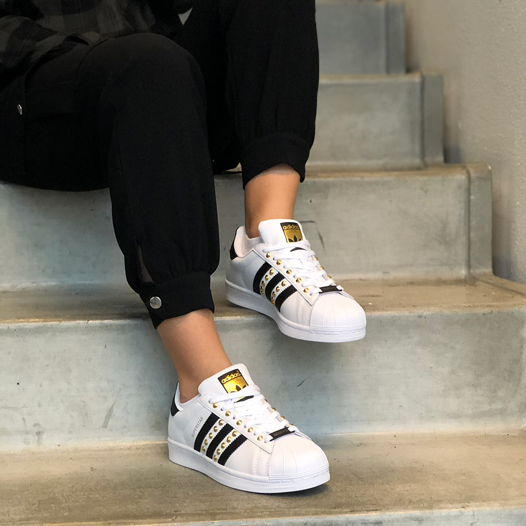 Adidas Superstar White limited edition, Men's Fashion