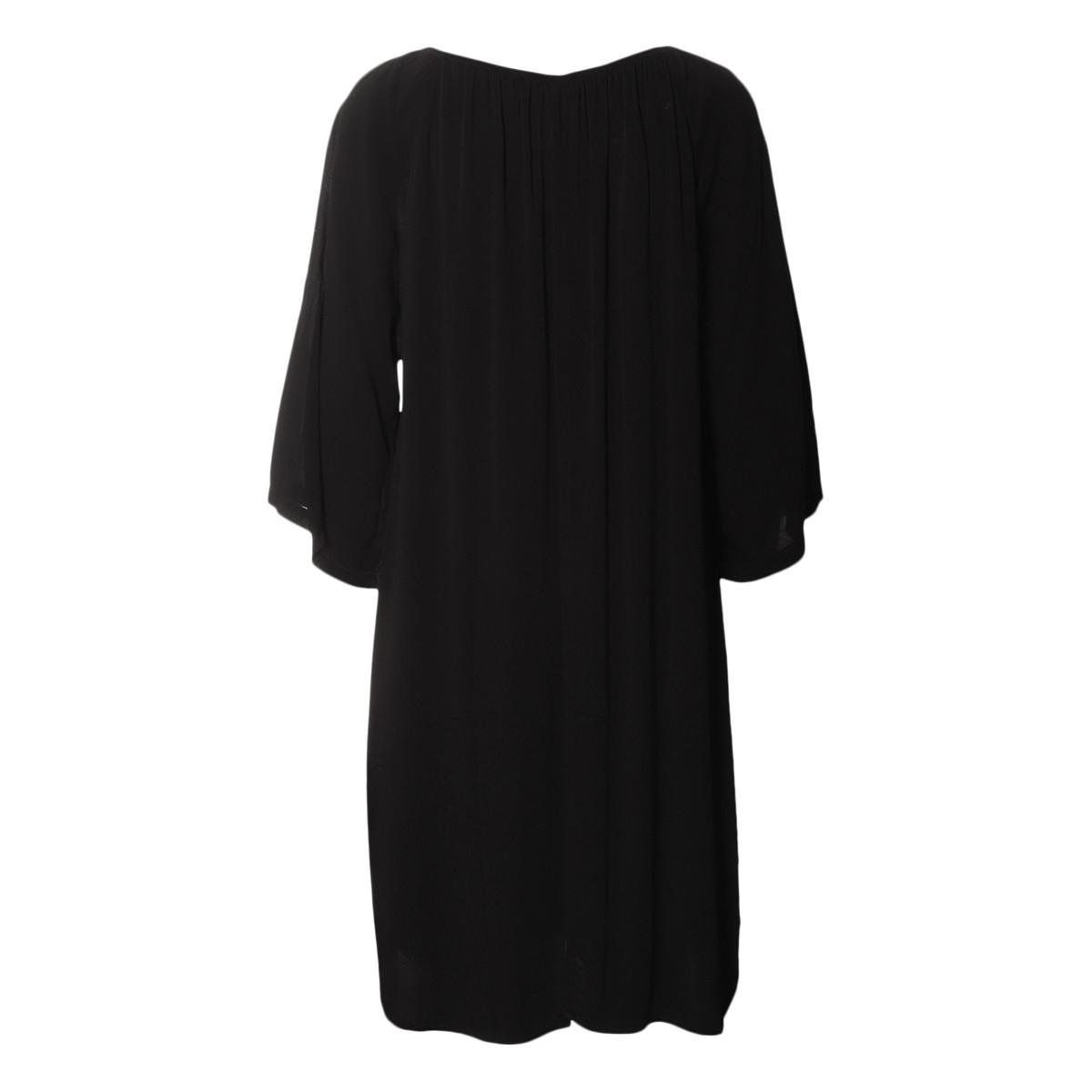 Lily kjole sort Project AJ117 | Rikke Solberg