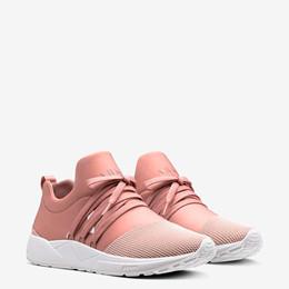 Raven Mesh lyserød sneakers Arkk Copenhafgen | Rikke Solberg