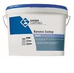 Sigma Isotop, Glans 5, hvid, 10 ltr
