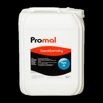 Græsstribemaling - Super 1:5 - 10 ltr