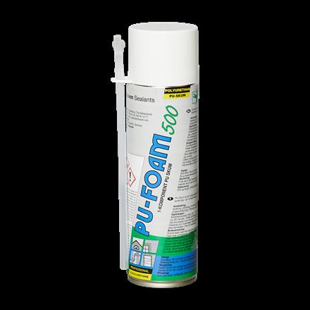 Zwaluw PU skum 360gr, 500 ml