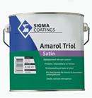 Sigma Amarol Triol Alkyd Vinduesmaling 2,5 ltr hvid