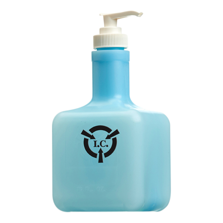 I.C. ESD Blue lotion, 473 ml.