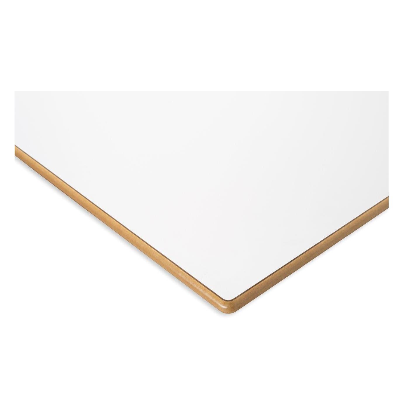 ESD-bordplade, <br/>MDF med ESD-laminat, <br/>21 mm, 80 x 200 cm