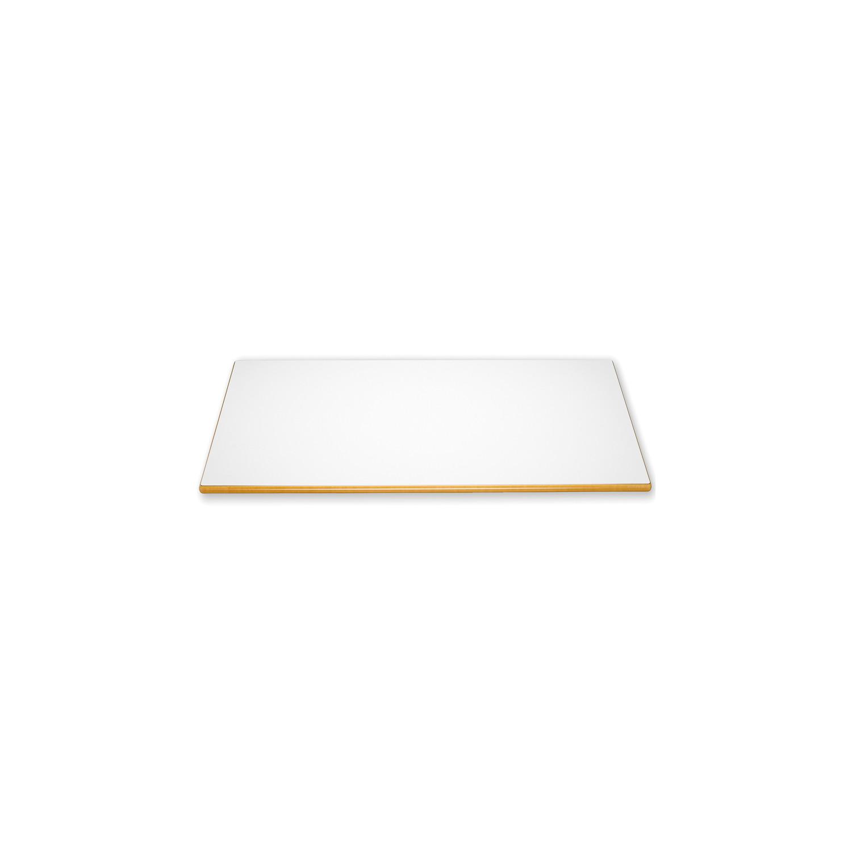 ESD-bordplade, <br/>MDF med ESD-laminat, <br/>21 mm, 80 x 120 cm