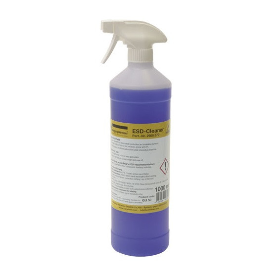 ESD Rengøring, sprayflaske, 1L