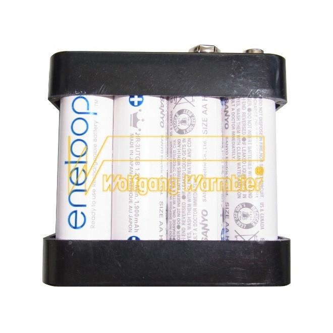 Batteripakke til Metriso 3000