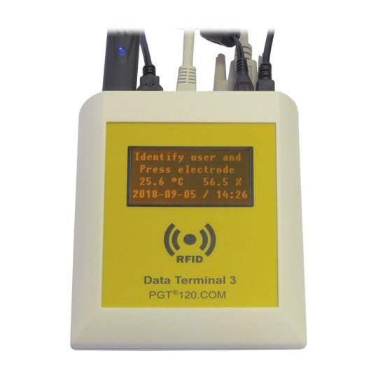 Dataterminal DT3 til PGT120.COM