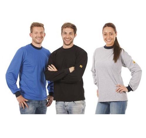 Dame- og Herre T-Shirts med lange ærmer