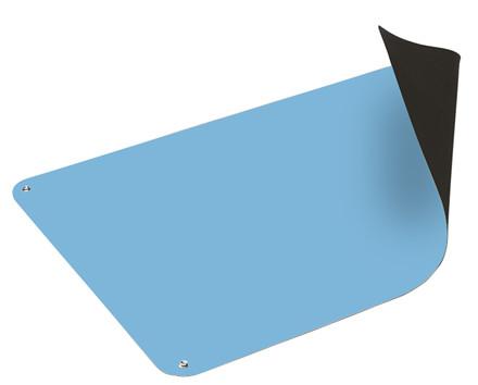 ECOSTAT® Bordmåtte - Lys Blå