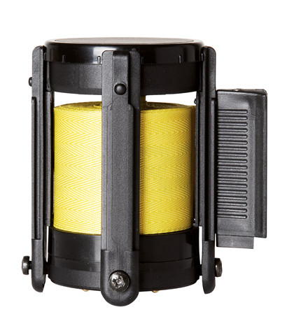 Båndkassette til afspærringssystem
