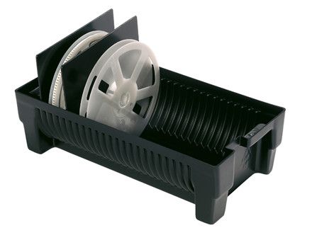 SMD spoleholder, Ø180 mm, max 23 spoler