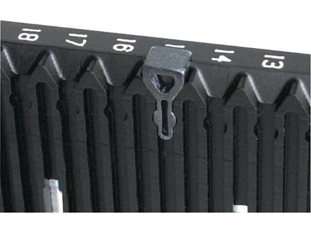 Wez Rack® system Rillestop til 100-serien (100 stk)