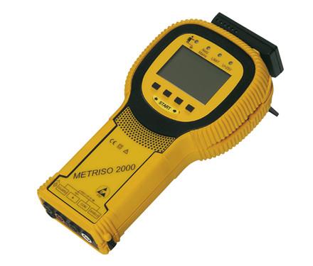 Kalibrering af temperatur/luftfugtighedsføler inkl. certifikat, Metriso 2000