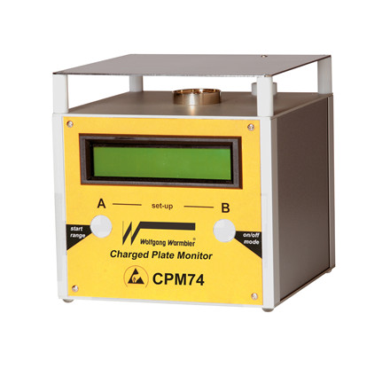 CPM74 - Charged Plate Monitor
