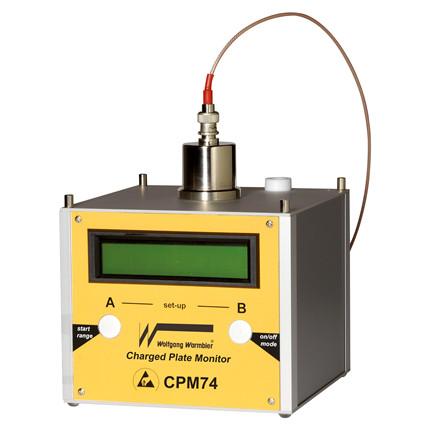 Højspændingsmålehoved for CPM74