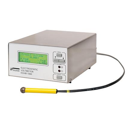 Elektrostatisk Voltmeter ESVM 1000