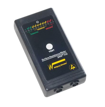 SRM110 Overflademodstandsmåler