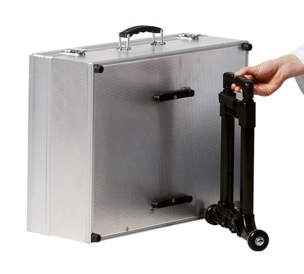 Audit-kuffert UDEN indhold - Metriso® 2000