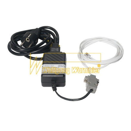 Netadapter til Fusion mini-ioniseringsapparat