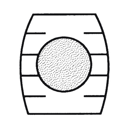 Mikrofilter til håndholdt støvsuger, 602975