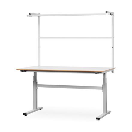 ZENI-LIFT 120 ESD hæve/sænkebord, <br/>80 x 150 cm