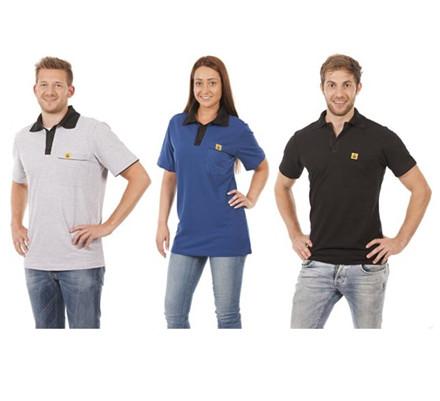 Dame- og Herre-Poloshirts