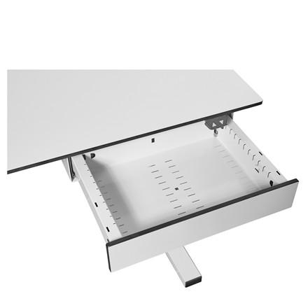 ZENI-LIFT 120 ESD hæve/sænkebord, <br/>80 x 120 cm