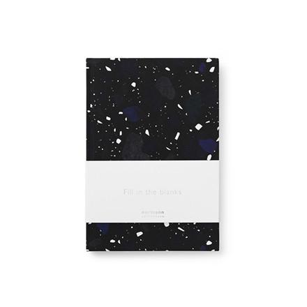 Normann Copenhagen Notebook Lille, Space Stone Dark