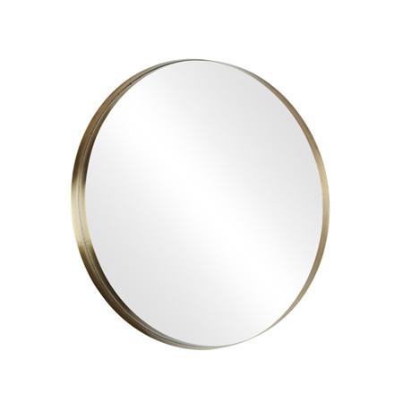 Mojoo Moonshine Spejl Messing Ø50