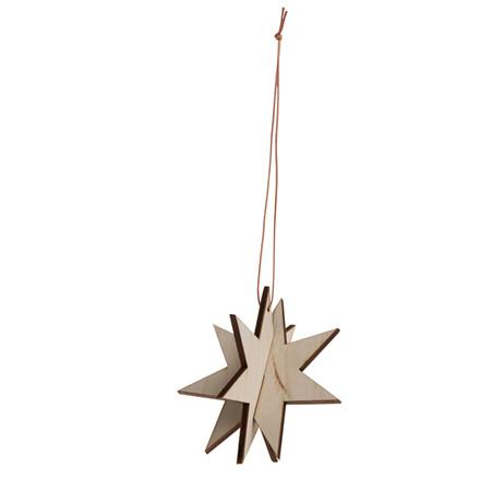 Ferm Living birketræs stjerne