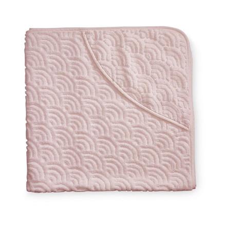 Cam Cam Baby Håndklæde Rosa