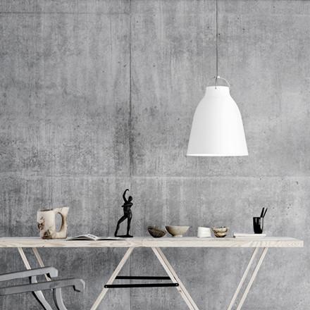 Lightyears - Caravaggio sort & hvid