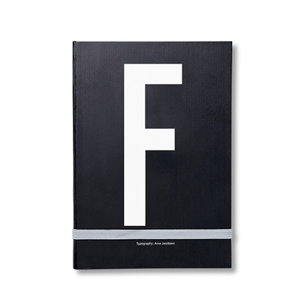 Design Letters Personlige Notebooks