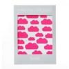 Ferm Living Mini skyer wallsticker Neon