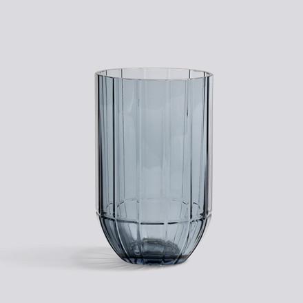 HAY Colour Vase M Blå