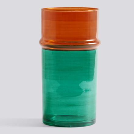 HAY Moroccan Vase L Green