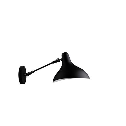 Mantis BS5 Schottlander Væglampe Sort
