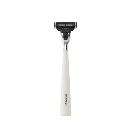 Meraki barberskraber Sæt ink. 3 Blade