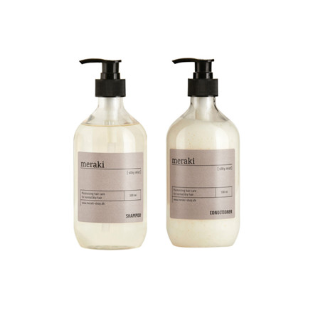 Meraki shampoo/Balsam Sampak Silky Mist