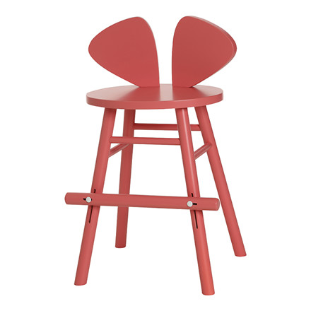 Nofred Mouse Junior Chair Rosa