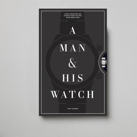 New Mags A Man and His Watch Bog