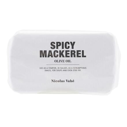 Nicolas Vahé Dåse Krydret Makrel i olivenolie