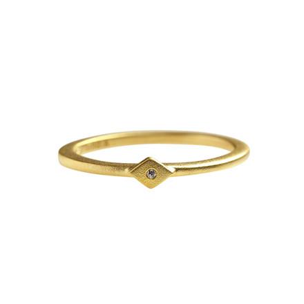 Stine A Petit Harlekin Ring Guld