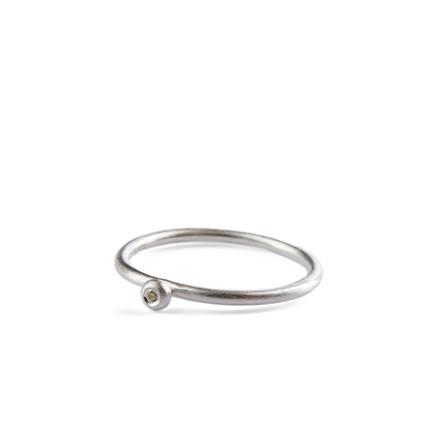Pernille Corydon Petite Ring Sølv